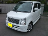 スズキ ワゴンR 660 FT-S リミテッド(white)